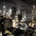 壁紙 ニューヨークの夜景のスマホ壁紙960x854 Newyork City At Night 002 Jpg 壁紙box