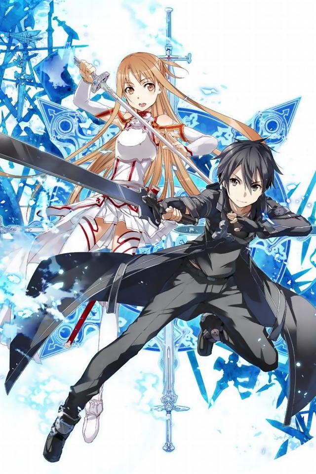 壁紙 ソードアート オンラインのスマホ壁紙640x960 Sword Art Online 640x960 012 Jpg 壁紙box