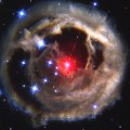 V838 Monocerotis smartphone wallpaper