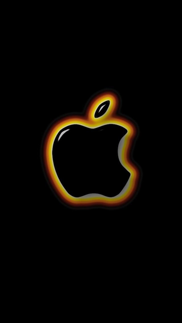 Wpapple Logo Smartphone Wallpaper640x1136applei5107g