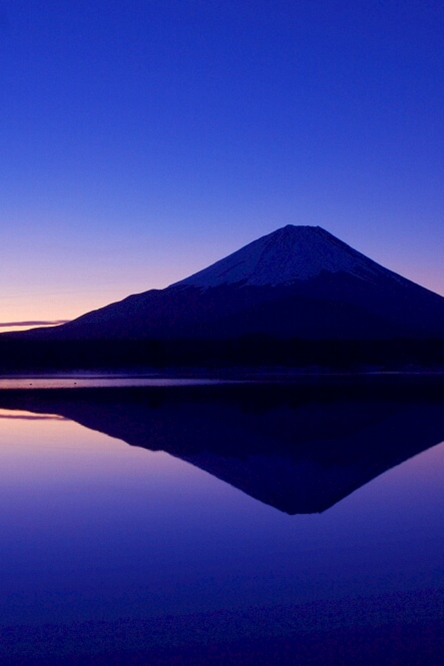 Wp Scenery Of Mt Fuji Smartphone Wallpaper640x960 Fuji I09 Jpg Kabegamibox