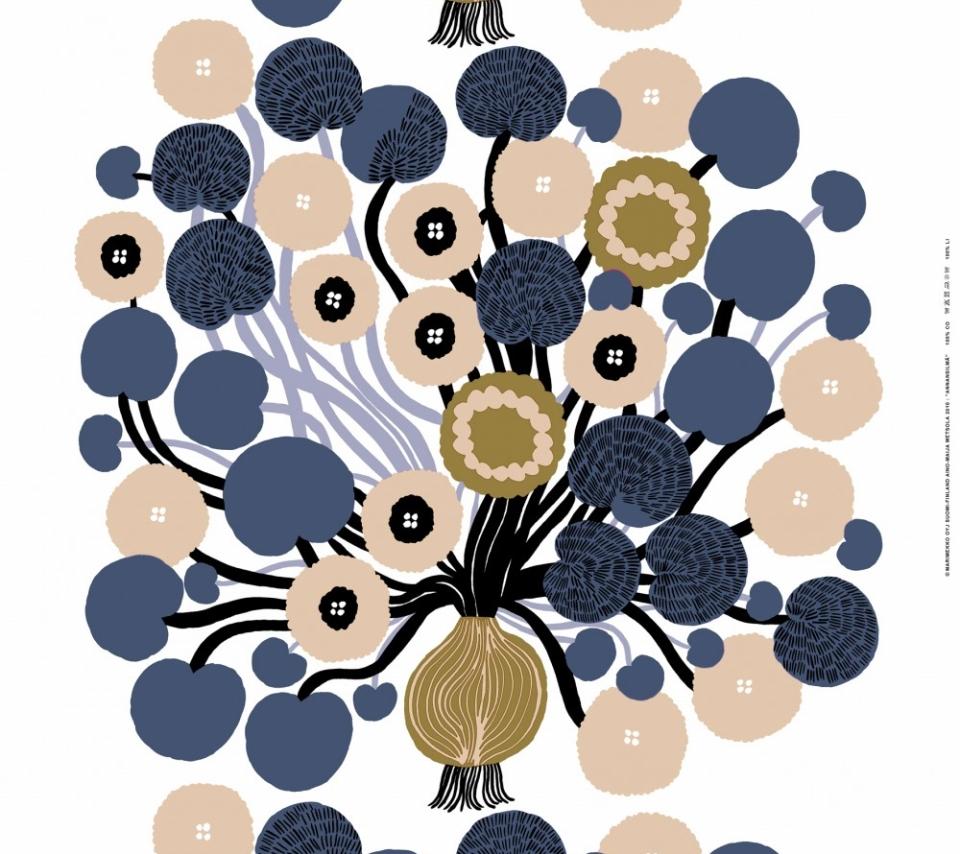 壁紙 マリメッコのスマホ壁紙960x854 Marimekko A30 Jpg 壁紙box
