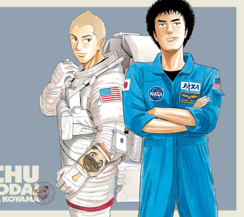 壁紙 宇宙兄弟のスマホ壁紙960x854 Uchukyodai A02 Jpg 壁紙box